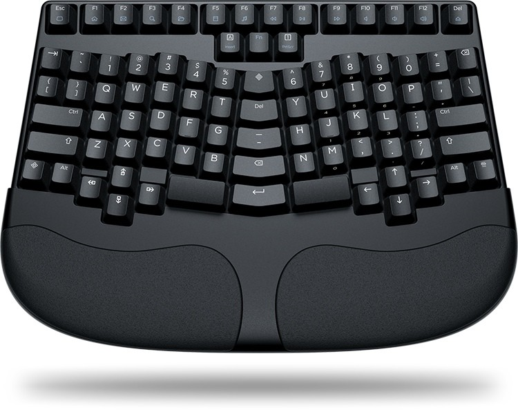 Truly Ergonomic Mechanical Keyboard Model 229 The Most