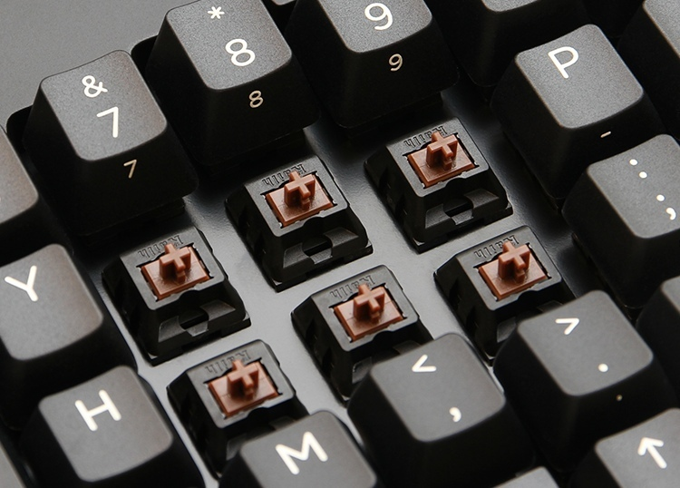 Manufactured With Mechanical Switches The Most